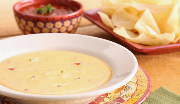 chips and queso abuelos