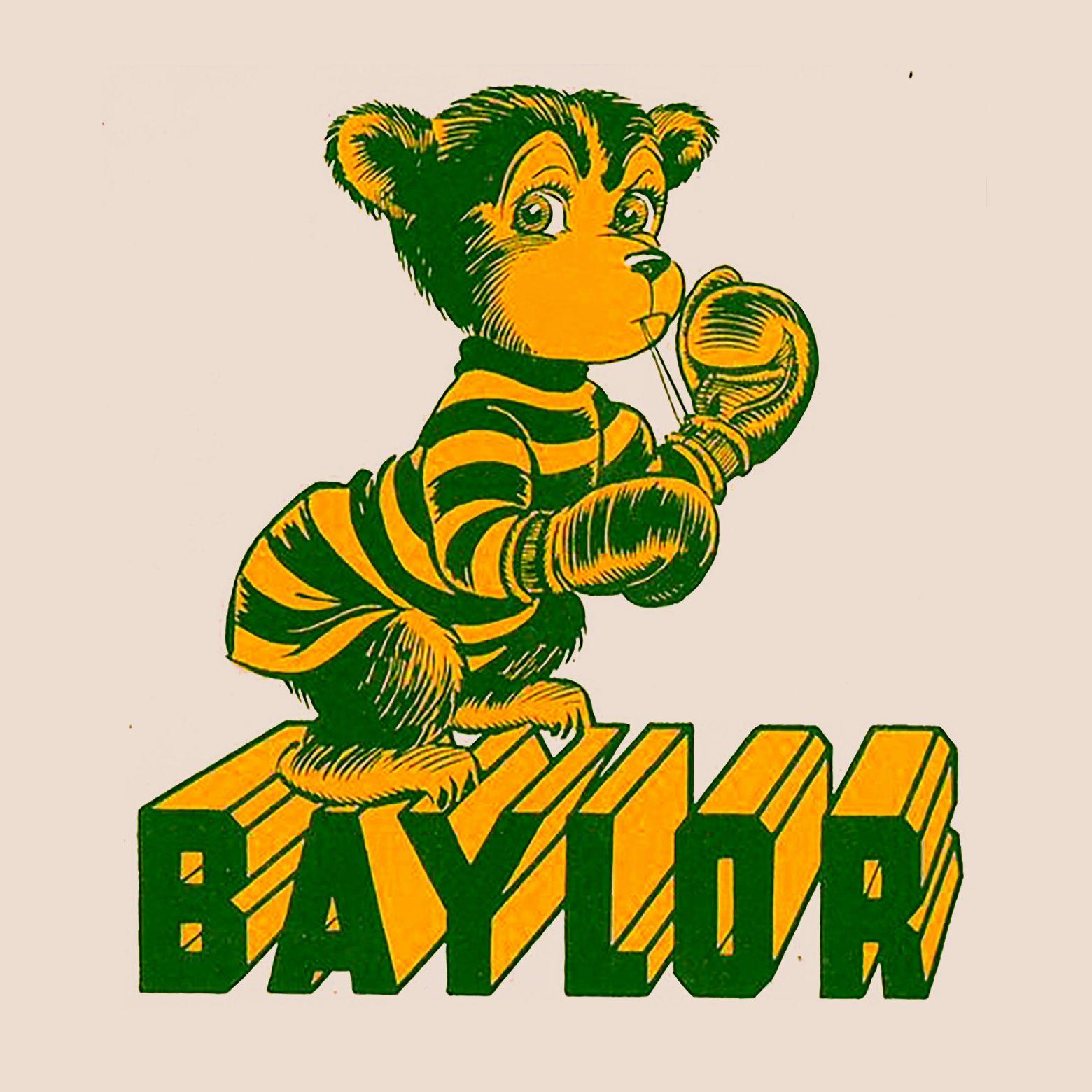 Old baylor logo