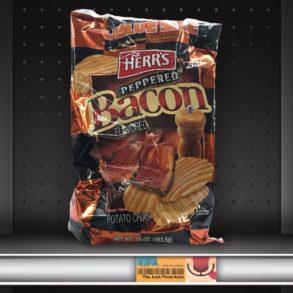 Herr's Peppered Bacon Potato Chips