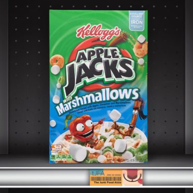 Kellogg's Apple Jacks with Marshmallows