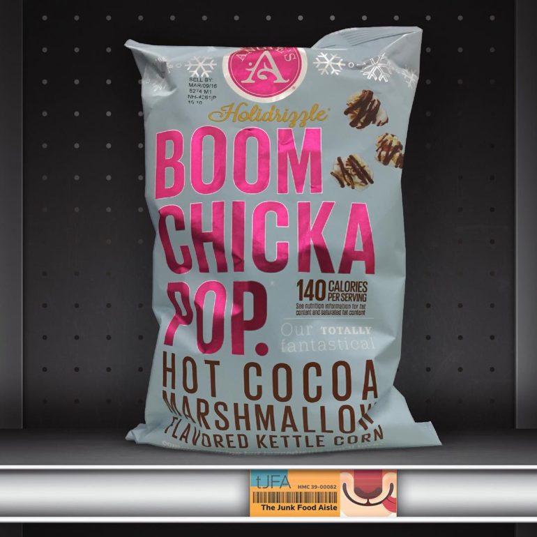 BOOMCHICKAPOP Hot Cocoa Marshmallow Flavored Kettle Corn