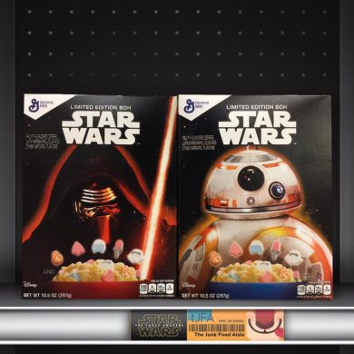 Disney Star Wars: The Force Awakens Cereal