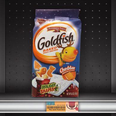 Pepperidge Farm Holiday Shapes Goldfish Crackers