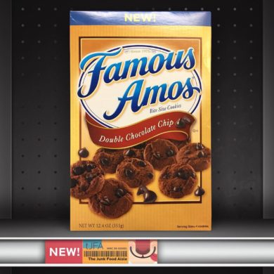 Famous Amos Double Chocolate Chip Bite Size Cookies