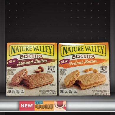 Nature Valley Biscuits with Almond Butter and Peanut Butter