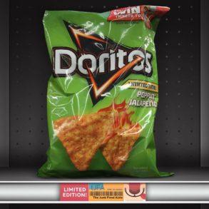Poppin' Jalapeño Doritos