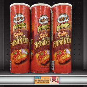 Salsa de Chile Habanero Pringles