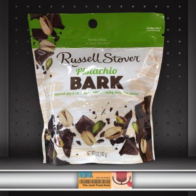 Russell Stover Postachio Bark