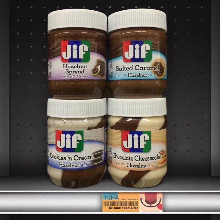 Jif Hazelnut Spreads