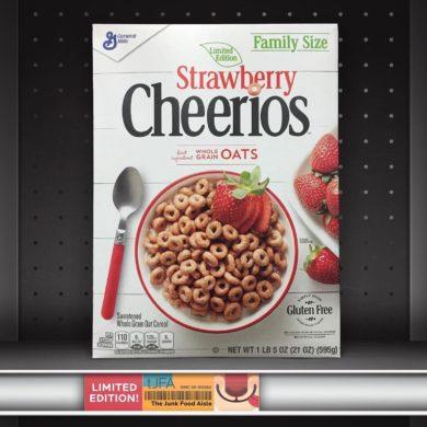 Strawberry Cheerios