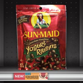 Sun-Maid Chocolate Hazelnut Yogurt Raisins