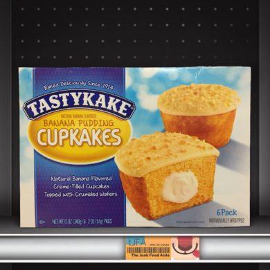 Tastykake Banana Pudding Cupcakes