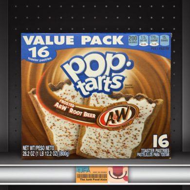 A&W Root Beer Pop-Tarts