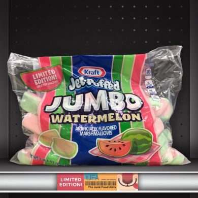 Kraft Jet-Puffed Jumbo Watermelon Marshmallows