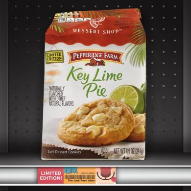 Pepperidge Farm Key Lime Pie Cookies