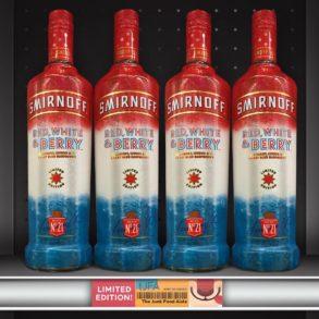 Smirnoff Red, White & Berry Vodka