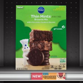 Pillsbury Thin Mints Brownie Mix