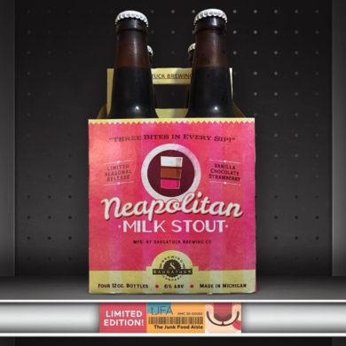 Saugatuck Brewing Neapolitan Milk Stout