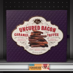 Vosges Uncured Bacon Caramel Toffee
