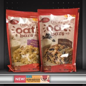 Betty Crocker Coconut White Chip & Chocolate Chip Chewy Oat Bar Mixes