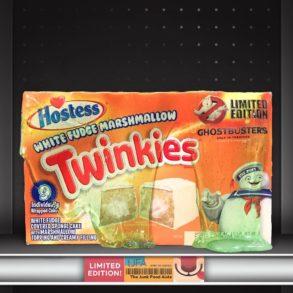Ghostbusters White Fudge Marshmallow Twinkies