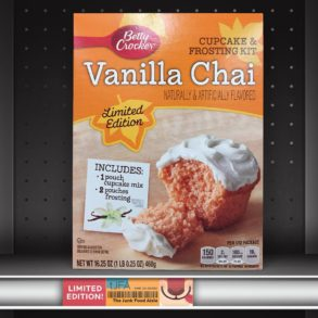 Betty Crocker Vanilla Chai Cupcake & Frosting Kit