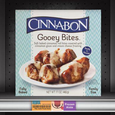 Cinnabon Gooey Bites