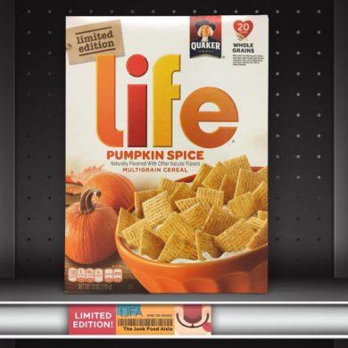 Pumpkin Spice Life Cereal