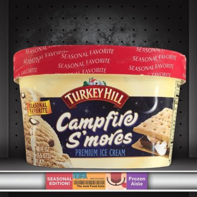 Turkey Hill Campfire S'mores Ice Cream