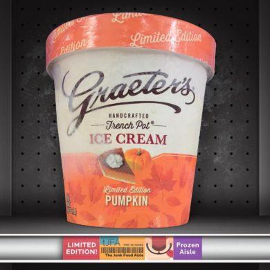 Graeter's Pumpkin Ice Cream