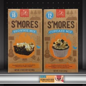 In The Mix S'mores Brownie & Cupcake Mix