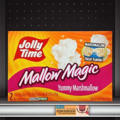 Jolly Time Mallow Magic Microwave Popcorn