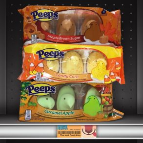 Maple Brown Sugar, Candy Corn & Caramel Apple Peeps