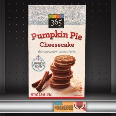 365 Pumpkin Pie Cheesecake Sandwich Cremes