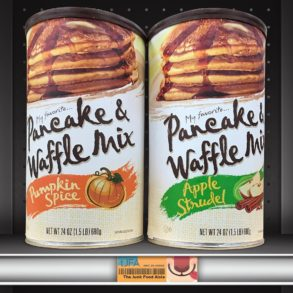 My Favorite Pumpkin Spice & Apple Strudel Pumpkin & Waffle Mix