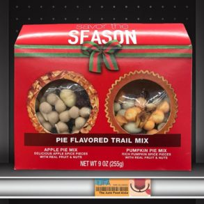 Apple Pie & Pumpkin Pie Flavored Trail Mix