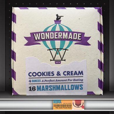 Wondermade Cookies & Cream Marshmallows