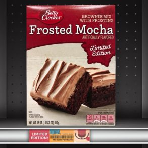 Betty Crocker Frosted Mocha Brownie Mix