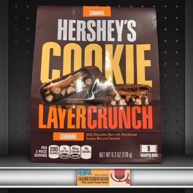 Hershey's Caramel Cookie Layer Crunch