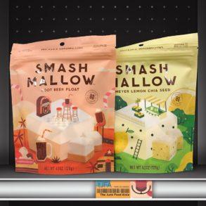 Smash Mallow Root Beer Float & Meyer Lemon Chia Seed Marshmallows