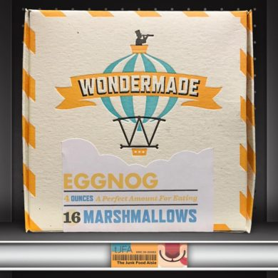 Wondermade Eggnog Marshmallows