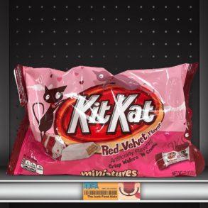 Kit Kat Red Velvet Miniatures