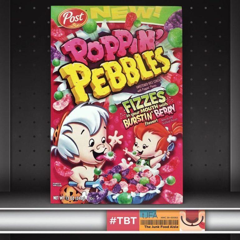 Poppin' Pebbles