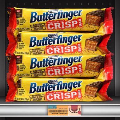 Nestlé Butterfinger Crisp