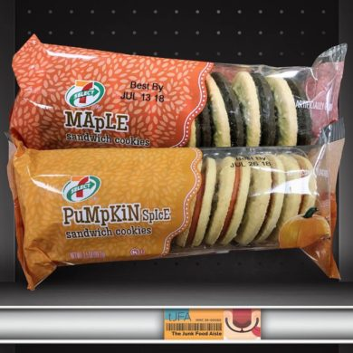 7-Select Pumpkin Spice and Maple Sandwich Cookies