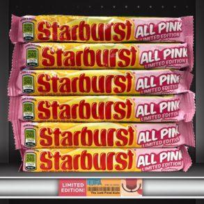 All Pink Starburst