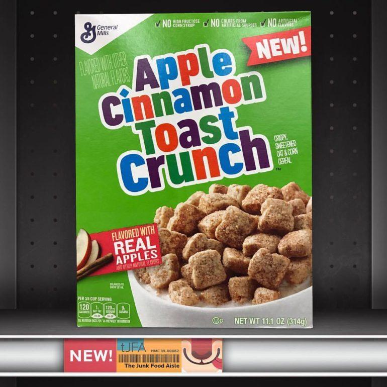 Apple Cinnamon Toast Crunch