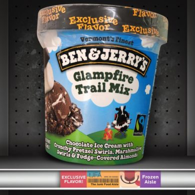 Ben & Jerry's Glampfire Trail Mix