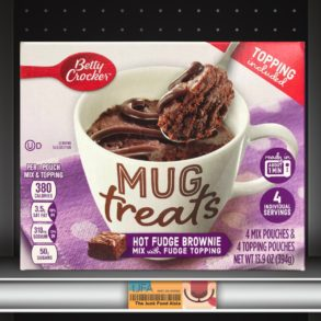 Betty Crocker Mug Treats: Hot Fudge Brownie