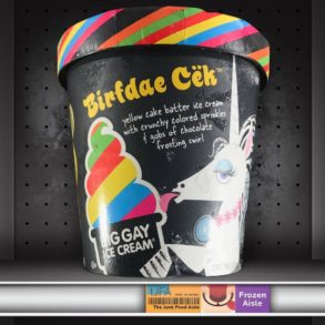 Big Gay Ice Cream Birfdae Cëk